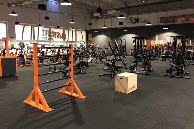 sport basic fit toulouse place edouard