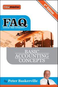 FAQ - Basic Accounting Concepts