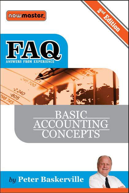 FAQ - Basic Accounting Concepts