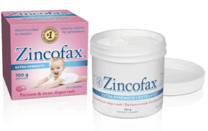 zinc creams for diaper rash for pole burn