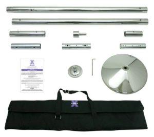 45mm Xpert X-Pole Dancing Pole Kit Portable Review