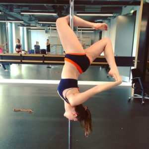 pole dance injuries