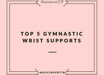 Gymnastic wrist supports list reviews