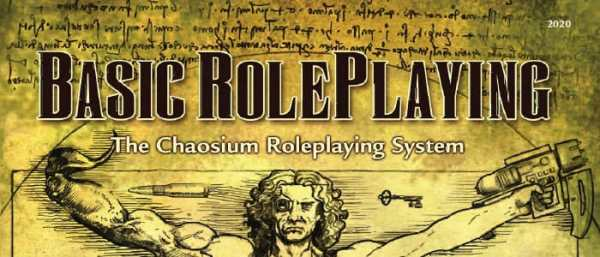 Basic Roleplaying Release Date and Cover Featured Image