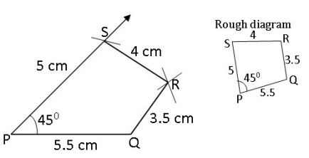construction of quadrilaterals 2