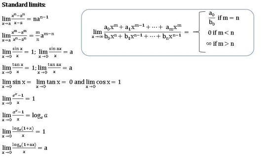 TS inter Limits and continuity 12