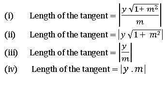 TS inter1B Tangents & Normals 5