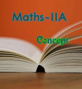 maths IIA feature image head