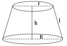 QA Frustum of cone