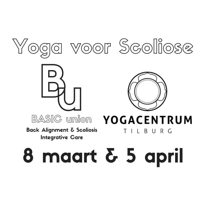 Yoga voor Scoliose Tilburg