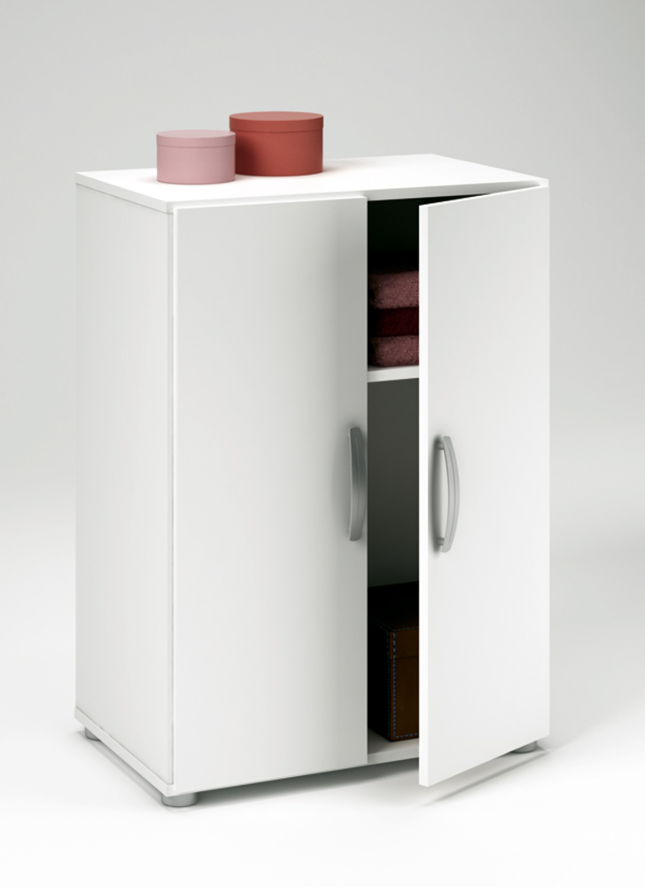 meuble rangement 2 portes cobi