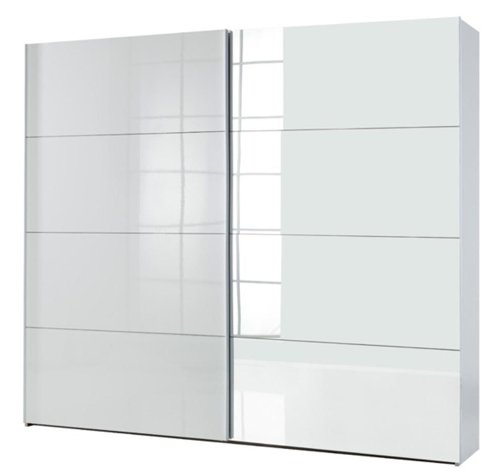 armoire 2 portes coulissantes attimi