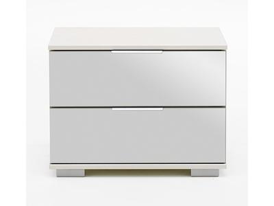 chevet 2 tiroirs easy plus c