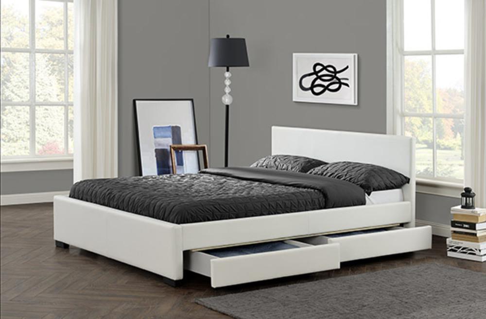 lit avec tiroir rebecca