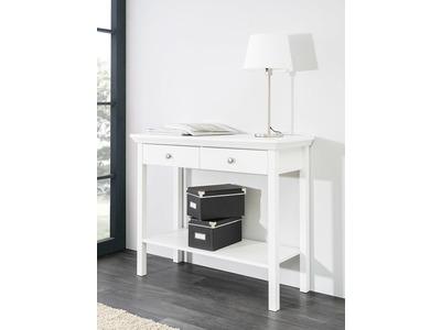 console 2 tiroirs landwood