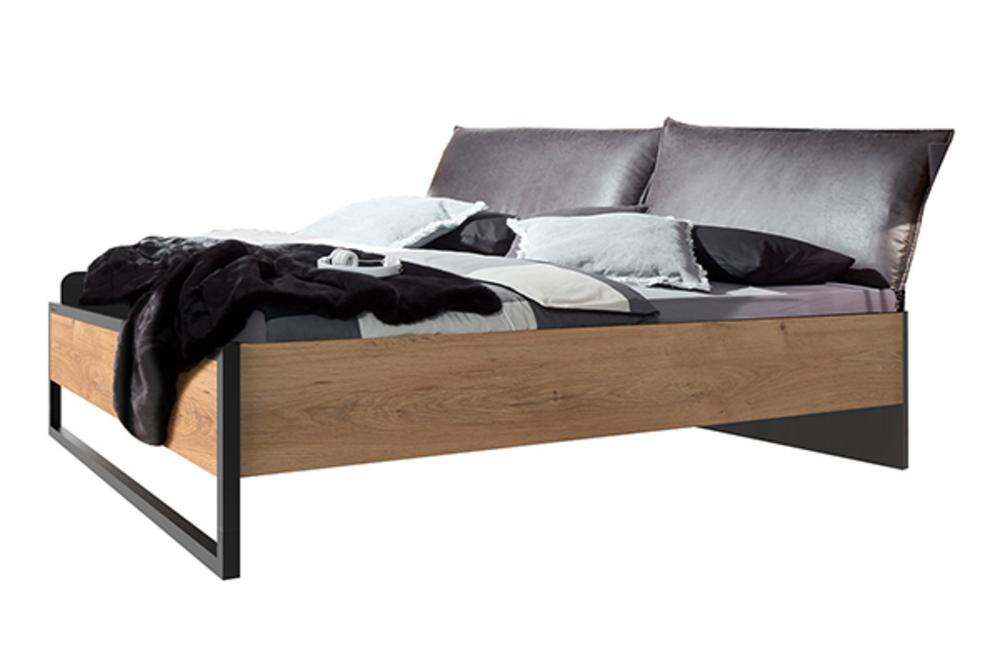 lit avec tete de lit rembourree detroit