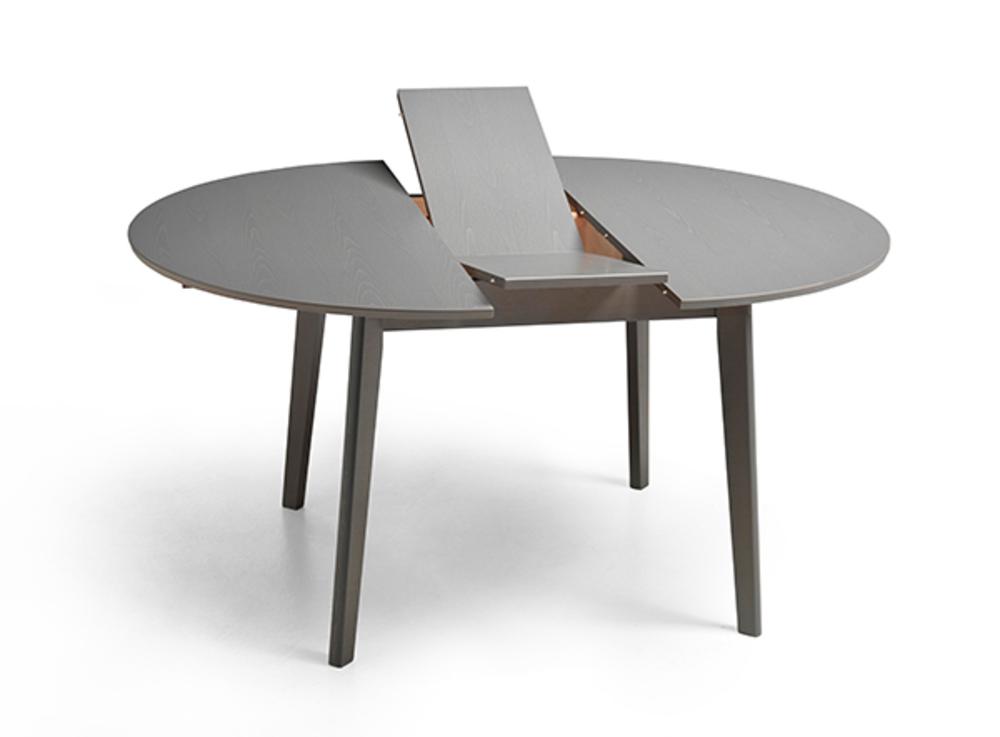 table ronde avec allonge raffaello