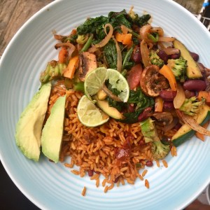 Vegan Mexican Stirfry (Ve)