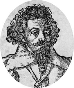 Michael Praetorius Portrait