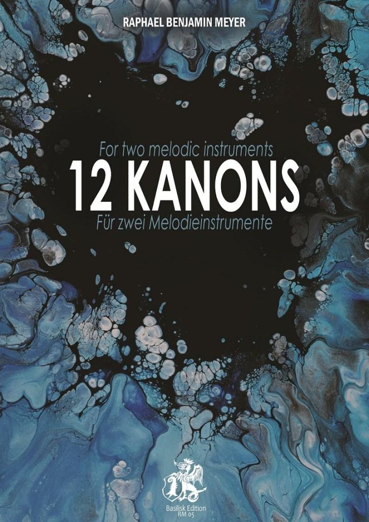 12 Kanons Heftcover