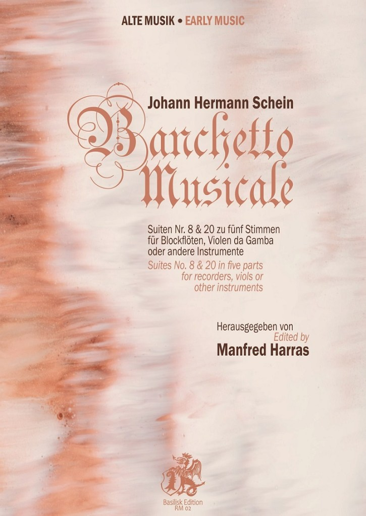 Banchetto Musicale Heftcover