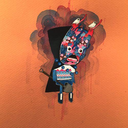 BAS Illustration Night Ranger