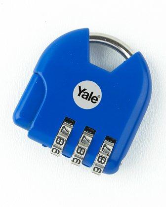 Yale Aktif Tarz Şifreli Asma Kilit