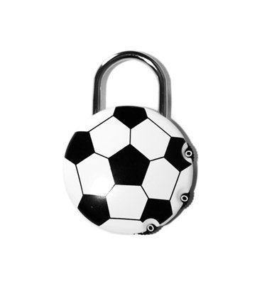 Yale Futbol Şifreli Asma Kilit