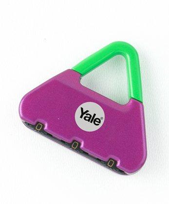 Yale Parti Kızı Şifreli Asma Kilit