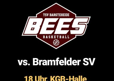Bees vs Bramfeld