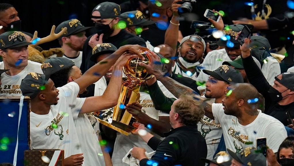 Milwaukee Bucks win first NBA championship since 1971 ...