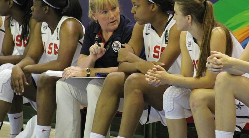 USA Basketball Women's coach to deliver clinic