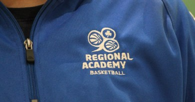 Under 14 Basketball Ireland Academies