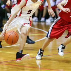 Under Armour Men's UA Lockdown Basketball Shoes