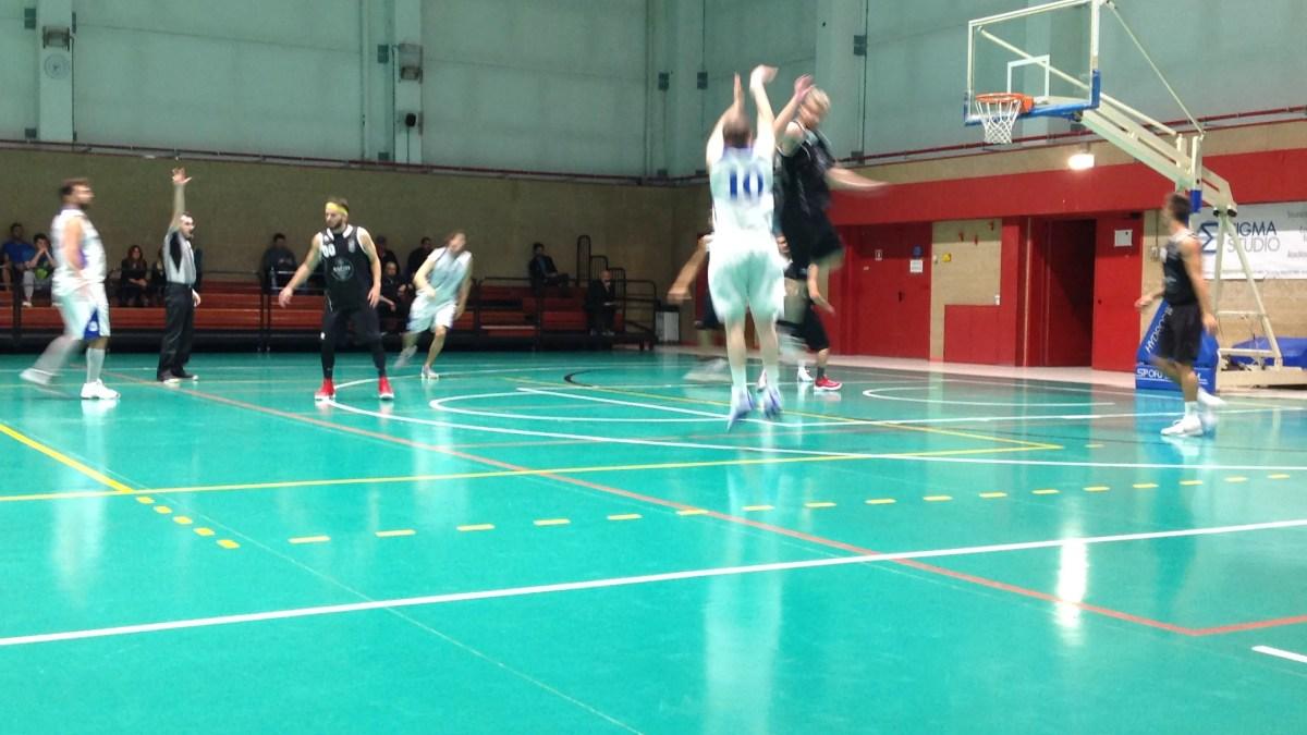 sfida tra BC Campagnola Basket e Guastalla Basket