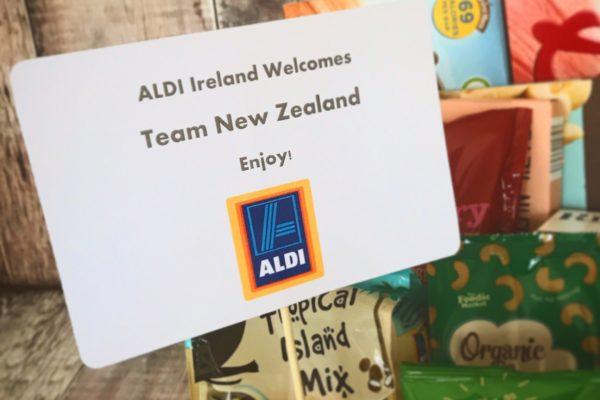 Aldi Flag