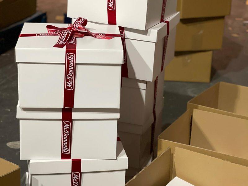 Corporate Hamper Hampers Ireland Christmas Hampers Staff Hampers