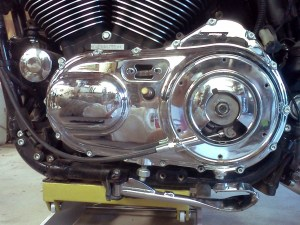 Shift Shaft Replacement  Harley Sportster ironhead motorcycles