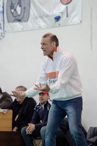 Peppe Guadalupi lo scorso anno a Gravina (foto G. Lazzara)