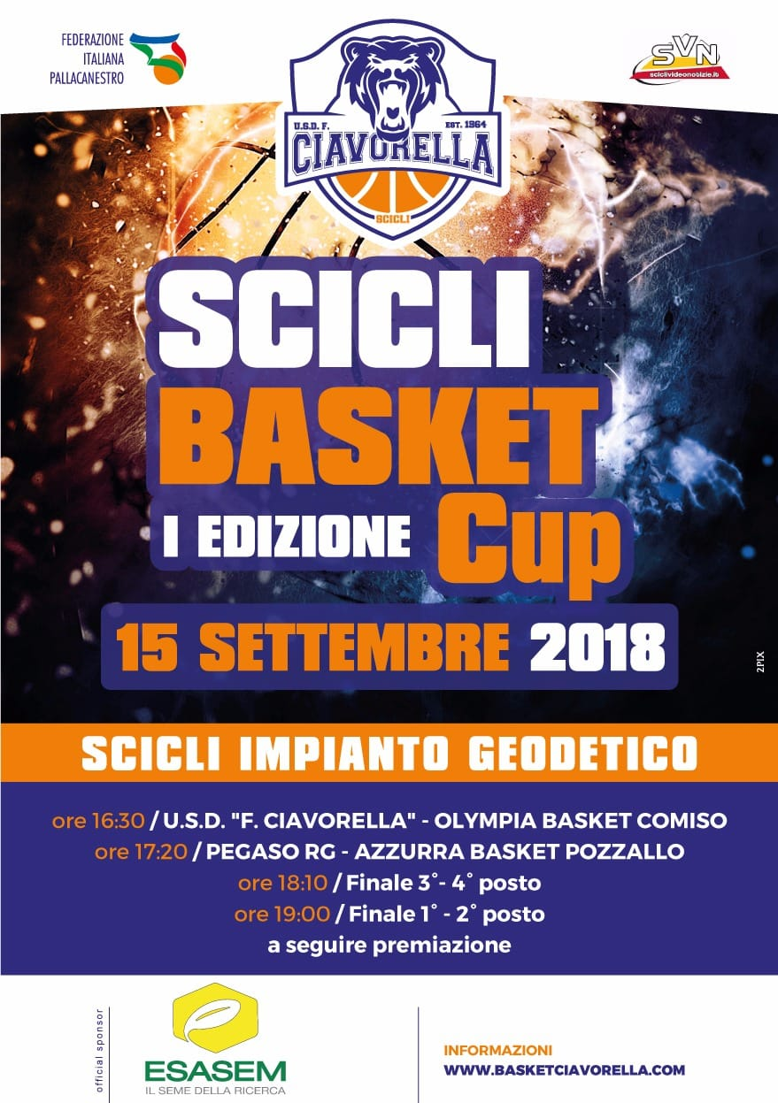 Scicli Basket Cup