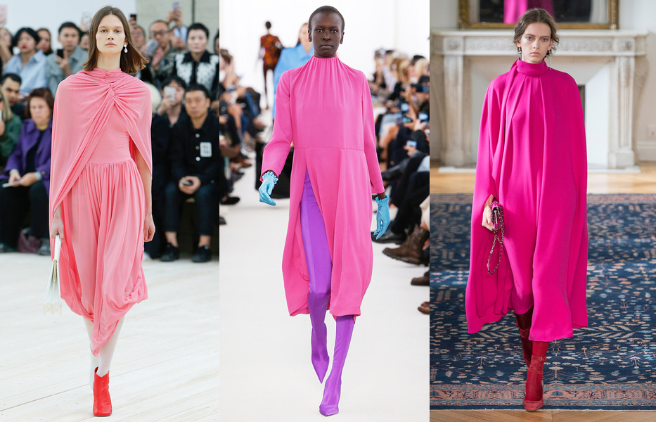 Pink - another color for the year 2017