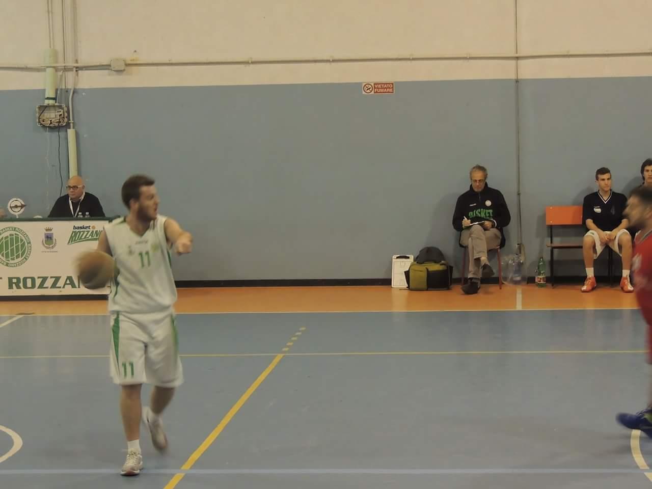 Prima Squadra - Rozzano vs Binasco