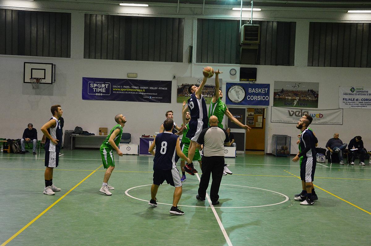 Corsico vs Rozzano Lions - Promozione