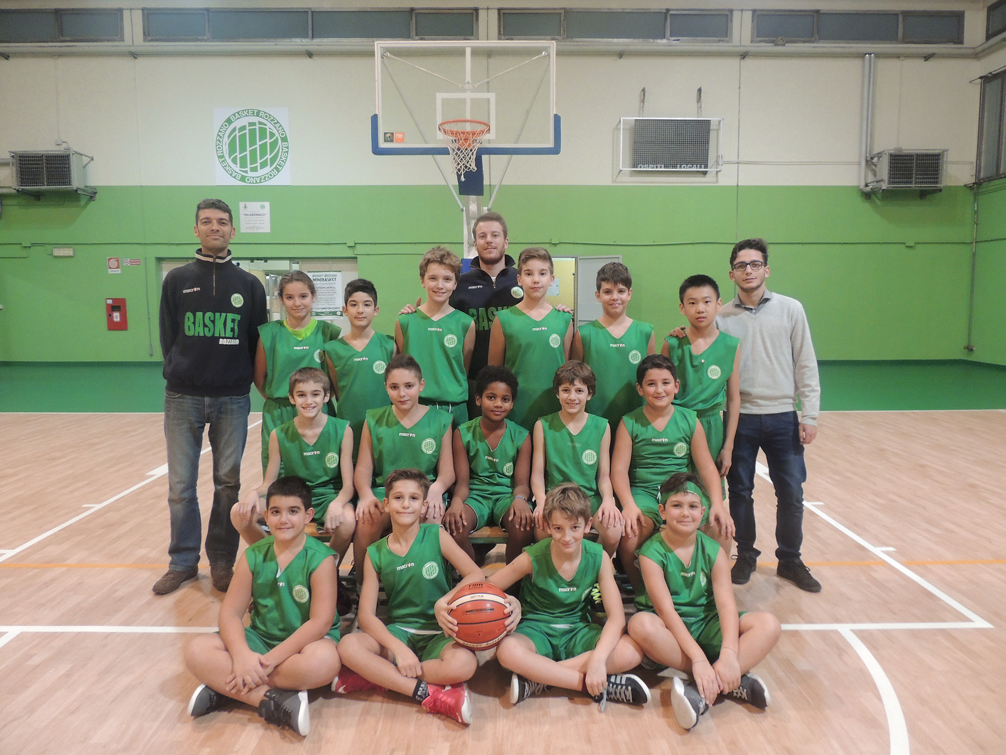 Dragons-Rozzano-Team