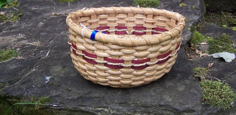 Toiletries Basket