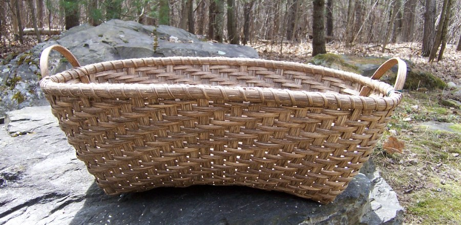 Twill Friendship Basket