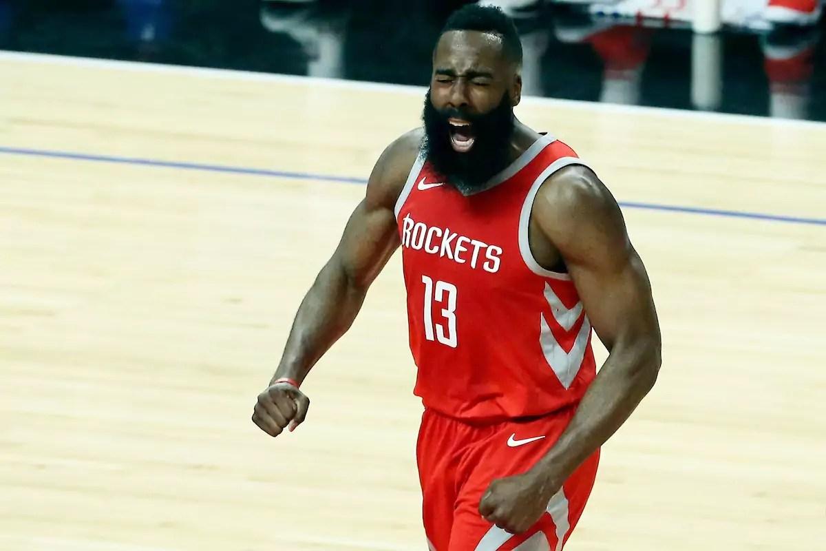 James Harden Meilleur Marqueur NBA En Attendant Le MVP