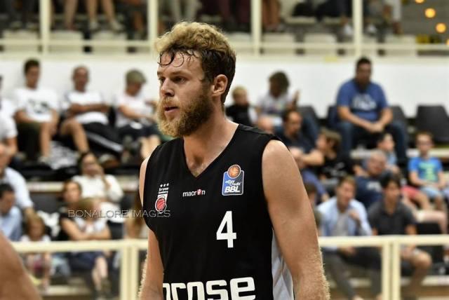 Nicolò Melli ha riportato il Bamberg in vantaggio quasi da solo nel terzo periodo.