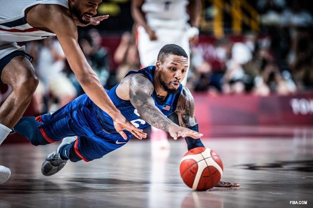 Damian Lillard FIBA