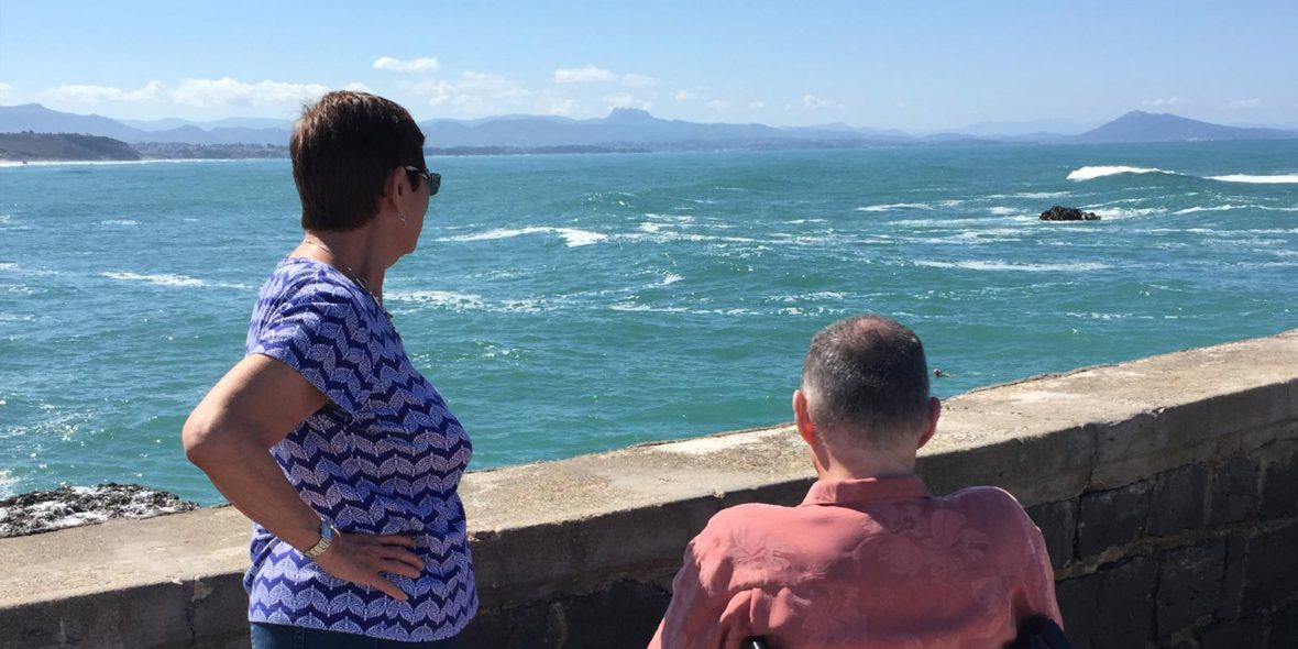 Accessible Basque French Coastline Tour views